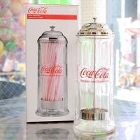 [コカ・コーラ] ストローディスペンサー / [Coca-Cola] Straw Dispenser...