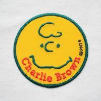 ヴィンテージピーナッツ シール&アイロンパッチ(チャーリーブラウン) / Vintage P...