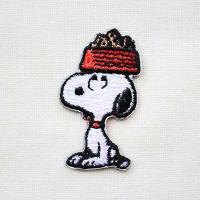 スヌーピー シールアンドアイロンパッチ(アストロノート/ウッドストック) / Snoopy Seal...