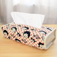 ティッシュカバー ベティブープ(ドット) / Tissue Cover Betty Boop(Dot...