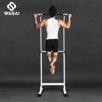 ぶら下がり健康器 懸垂マシン【組立簡単/3色/コンパクト】 懸垂器具 懸垂 ぶらさがり 筋力トレーニング チンニングスタンド WASAI 30w