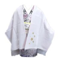 折ジワ数か所有の為の超特価に  (画像4 5折ジワイメージ) 着物の上でもコートや羽織の上でもOK ...