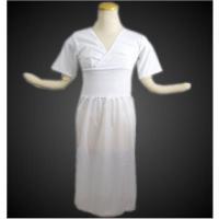 肌着と裾除けがひとつになった<br>ワンピースタイプの肌着 ささっと羽織るだけで簡単着付...