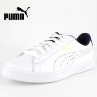 クラシックテニスシューズモデル、コートスターを今シーズンのコンセプトでデザインした1足。流れるように...