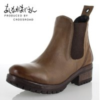 するりと履ける気軽さでデイリーユースに最適なサイドゴアショートブーツ。 トルコ製の雰囲気良いモールド...
