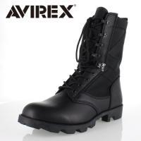 ミリタリーブランド「AVIREX」よりミリタリーテイスト満載のコンバットブーツが新登場です。 素材に...