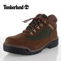 ティンバーランドの誇る伝統的なフィールドブーツ。  ウォータープルーフレザーと防水メンブレンを使った...