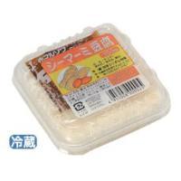 ジーマーミ(落花生)の豆乳をでんぷんで寄せ固めた豆腐です。もっちりプルプルとした食感で、豆腐というよ...