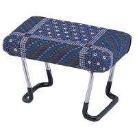 正座する時の足のしびれや膝の痛みが楽になる。 サイズ:約10×17×10.5cm 正座椅子と同じ柄の...