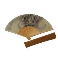 京都職人による仕立ての扇子です。 サイズ:長さ約22cm 仕立て:京都 扇骨:中国製 地紙:京都 扇...