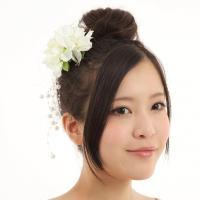 正月和装、成人式 、振袖などに使える髪飾りです。   サイズ:本体 約10cm 装着方法:コーム 生...