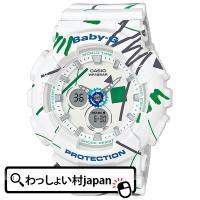 メーカー:カシオ CASIO BABY-G ベビーG製品名:BA-120SC-7AJFJANコード:...