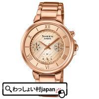 メーカー:カシオ CASIO SHEEN シーン製品名:SHE-3040GJ-9AJFJANコード:...