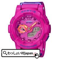 メーカー:CASIO カシオ BABY-G ベイビージー ベビージー 製品名:BGA-185FS-4...