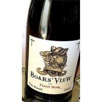 ボアズ ヴュー ピノノワール ザ コースト (2012) シュレーダー Boars View Pinot Noir The Coast (2012) 赤ワイン wassys