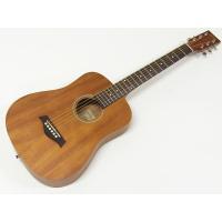 約3/4サイズ 580ミリスケールのコンパクトアコースティックギターです。 そしてビンテージタイプの...
