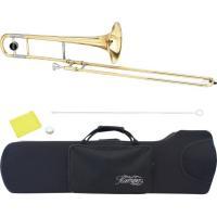安い KTB-45 tenor trombone 軽量 女性 こども 楽器 ケース 付き