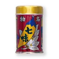 長野県銘産の八幡屋礒五郎七味をどうぞ。
