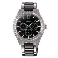 オリエント ORIENT クオーツ メンズ 腕時計 ウォッチ ブラック  商品仕様:(約)H45.5...