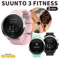 丈夫で洗練されたデザインのフィットネスウォッチ Suunto 3 Fitnessは、アクティブなライ...