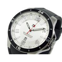 トミー ヒルフィガー TOMMY HILFIGER ウレタンベルト 腕時計 メンズウォッチ  商品仕...