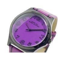 マークバイマークジェイコブス MARC BY MARC JACOBS ユニセックス 腕時計  商品仕...