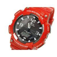 カシオ CASIO アナデジ スタンダード ウォッチ 腕時計  商品仕様:(約)H51×W46×D1...