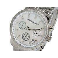 マイケルコース MICHAEL KORS Ritz クオーツ レディース クロノグラフ 腕時計 時計...