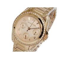 マイケルコース MICHAEL KORS クオーツ レディース 腕時計 時計 ウォッチ ピンクゴール...