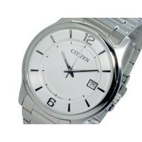シチズン CITIZEN クオーツ メンズ 腕時計  商品仕様:(約)H35×W35×D6.7mm ...