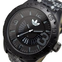 アディダス ADIDAS ニューバーグ NEWBURGH クオーツ メンズ 腕時計 ブラック  商品...