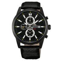 オリエント ORIENT クオーツ クロノグラフ 腕時計 ウォッチ ビジネス 海外モデル MADE ...