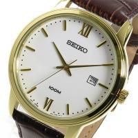 セイコー SEIKO クオーツ 時計 ウォッチ  商品仕様:(約)H40×W40×D9mm(ラグ、リ...