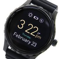 フォッシル FOSSIL Qマーシャル Q MARSHAL タッチスクリーン スマートウォッチ 腕時...