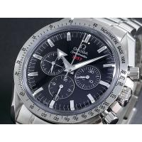 オメガ OMEGA スピードマスター コーアクシャル自動巻 メンズ 腕時計 321.10.42.50...