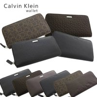 カルバンクライン CALVIN KLEIN 長財布 メンズ 74283-bk 74283-br 74287-bk 74287-br 79468-cho 79474-br