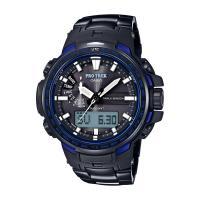 カシオ プロトレック 腕時計 CASIO PROTREK Blue Moment PRW-6100Y...