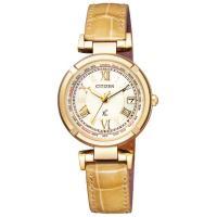 シチズン クロスシー 腕時計 CITIZEN XC EC1115-08A