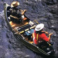 走破性、旋回性、耐久性、居住性と全てを満たしてくれるリバーリッジカヌーはルアーアングラーの為に作られ...