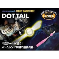 【EVERGREEN Ocean Fleet SALT LIGHT GAME LURE DOT TA...