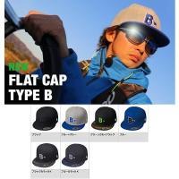 【EVERGREEN B-TRUE FLAT CAP TYPE B】 シルエットはもちろん、生地や刺...