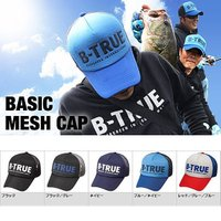 【EVERGREEN B-TRUE BASIC CAP】 B-TRUE、ベーシックメッシュキャップ。...