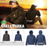 【EVERGREEN B-TRUE Shell Parker】 朝夕やどんよりした天気等、肌寒いこと...