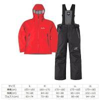 【EVERGREEN E.G Rain suit EGRS-302】 バスフィッシング、ジギング、エ...
