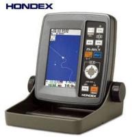4.3型ワイドカラー液晶GPSアンテナ内蔵魚探●魚の反応を容易に判別。フィッシュアラームとフィッシュ...