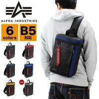 ◇商品:ALPHA INDUSTRIES INC. ボディバッグ 93115 ◇ポイント:・B5サイ...