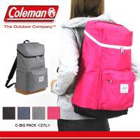 ◆普段使いから旅行まで使えるサイズ 大容量タイプのバックパック。左サイドポケットは撥水性のある内生地...