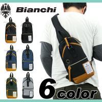 ◇商品/Bianchi(ビアンキ) NBTCシリーズ ボディバッグ NBTC-01  ◇ポイント/・...