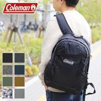 【2018年モデル】Coleman(コールマン) WALKER(ウォーカー) WALKER15(ウォーカー15) リュック デイパック リュックサック 15L A4 メンズ レディース