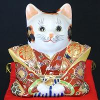 ★店長のおすすめポイント! いらっしゃいませ!かみしもを着けた福助招き猫が出迎えます。 古来より願い...